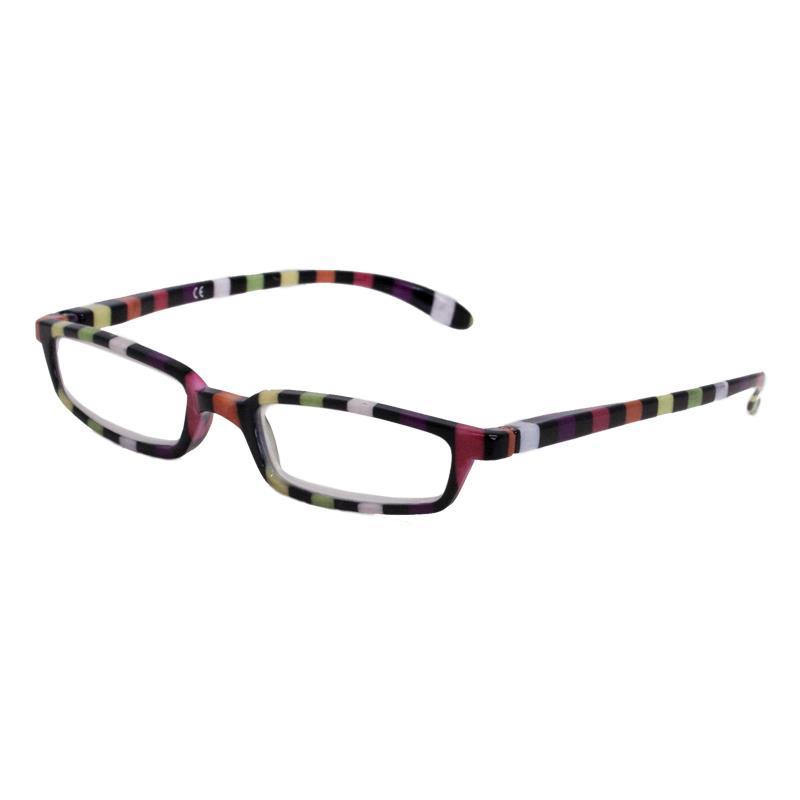 91a1c6a66703a2 Talba   Leesbril Hip Dames gestreept multicolour