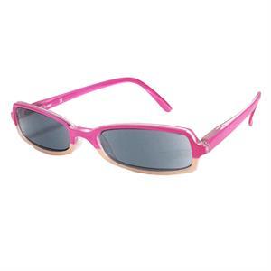 ed5f9ca499df2e Zonneleesbril Hip Donker   Licht Roze