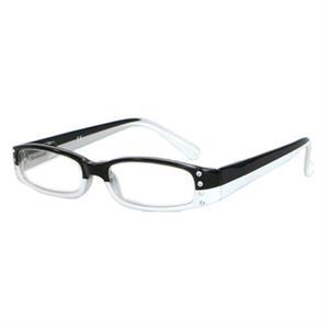 2b035cd4036b37 Leesbril Hip Duo Swarovski zwart wit