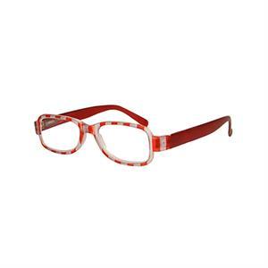 e3d9b4785cfe15 Leesbril Hip Rood streep