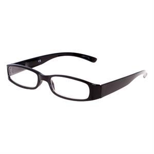 4c0149634867b2 Leesbril Hip Dames Zwart rechthoekig
