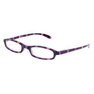 e4ca5459772589 Leesbril Hip Dames Paars gestreept