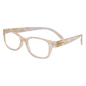 bca01dae601148 Leesbril Hip Dames Oranje transparant